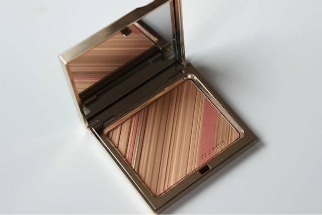 Clarins Graphic Expression Face and Blush Powder
