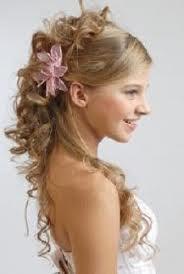 Looks Trenzas Y Rizos Coquetos Peinados De Novia Para Pelo Rizado