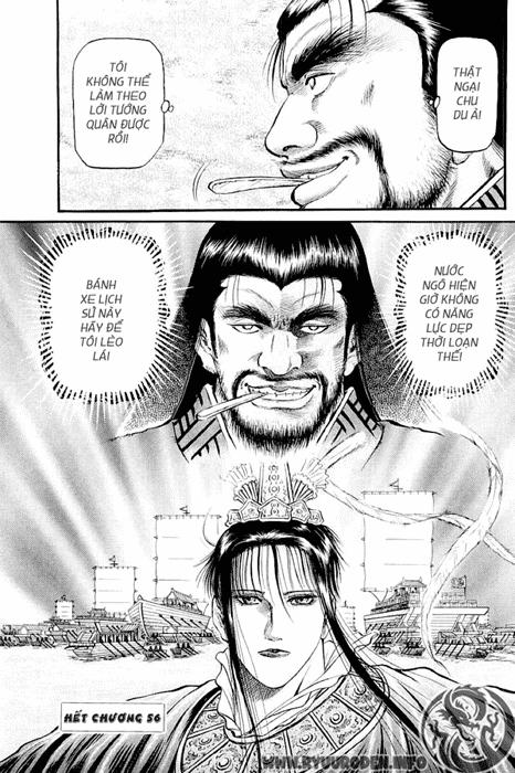 Chú Bé Rồng - Ryuuroden chap 56 - Trang 60