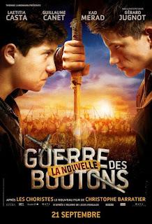 Ver online: La guerra de los botones (La guerre des boutons / La nouvelle guerre des boutons) 2011
