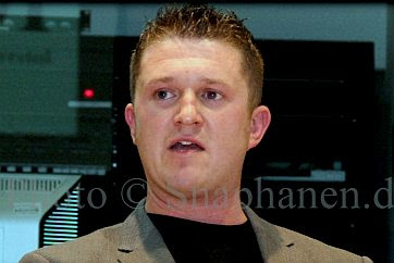 Brussels 2012: Tommy Robinson #2