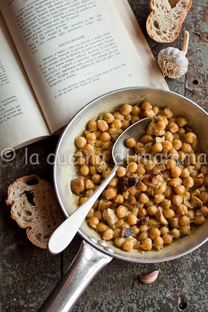 zuppa di ceci e castagne della vigilia di natale