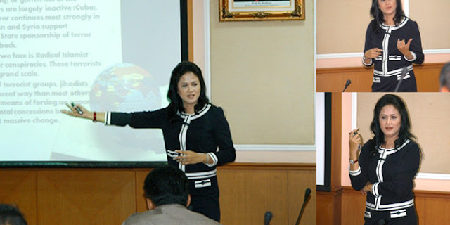 Keamanan Laut China Selatan tergantung keberanian Indonesia