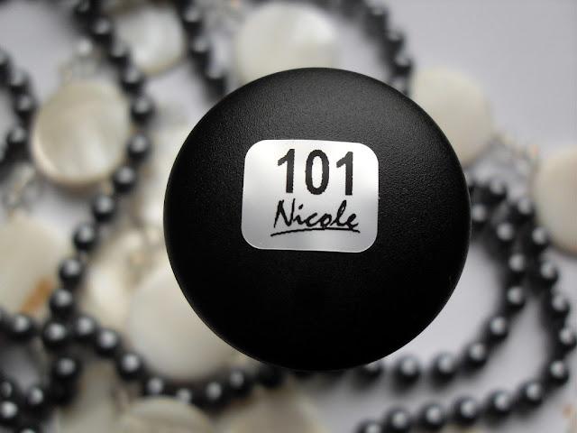 Perfumy Nicole Cosmetics or 101 odpowiednik Cacharel Amor Amor