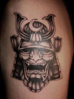 Fotos de Tatuagens de Samurais