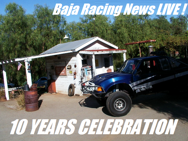 off road racing news