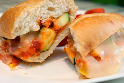 Meatball-less Sub Sandwiches
