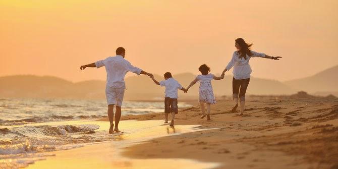 Cara Membangun Kepercayaan Anak Pada Orang Tua