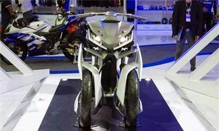 gambar Yamaha 03GEN-F Concept