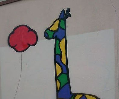 La Girafe à pistons diffusion