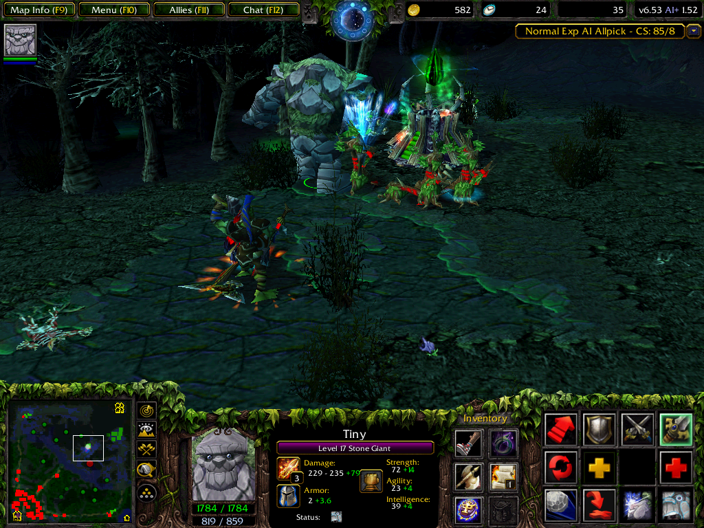 Warcraft orcs humans wow