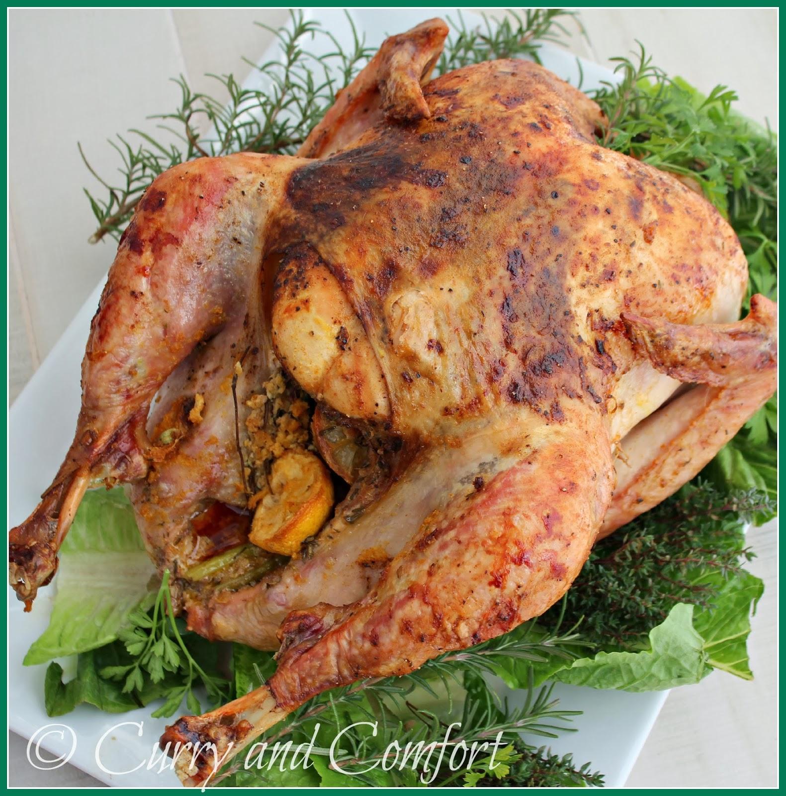 Kitchen Simmer Asian Style Roast Turkey