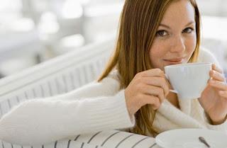Chá para Menstruação Descer