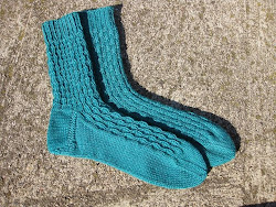 Cataraqui Socks