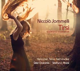 Niccolo Jommelli - chamber cantatas - Stile Galante