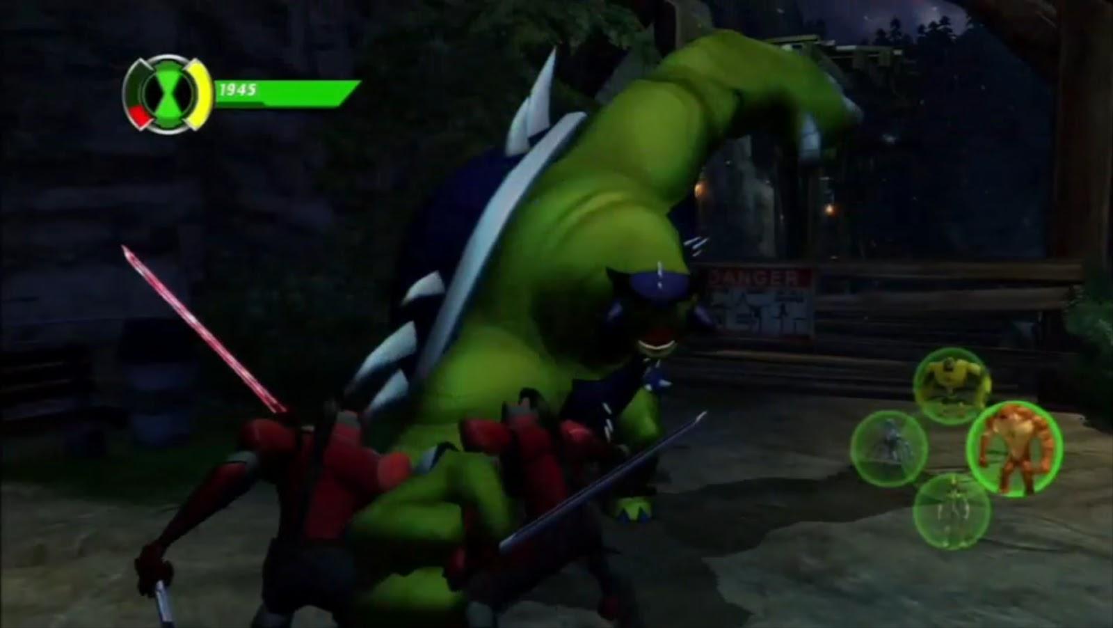 Ben 10 Alien Force Pc Game? Torrents - YourBittorrent