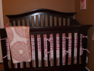 John Robshaw Blockprint Crib Bedding