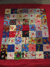 I Spy Quilt