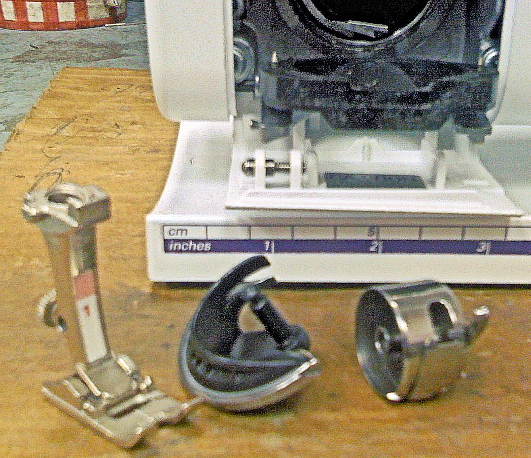bernina machine repair