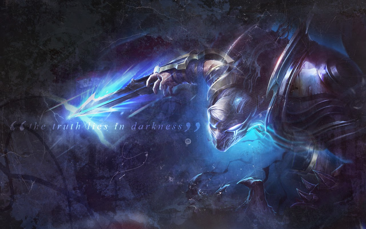 Zed League of Legends Wallpaper