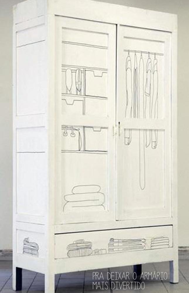armário-faça você mesmo
