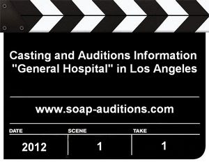 Los Angeles General Hospital Casting