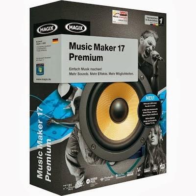 magix music maker 17 premium download version serial key