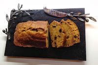 Pumpkin Raisin Bread recipe