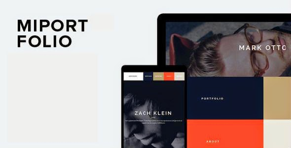Best Responsive One Page Creative Theme