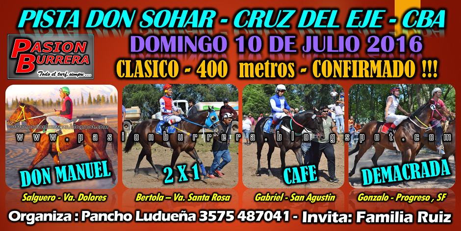 DON SOHAR - 10 - 400