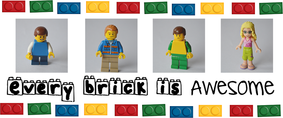 Every Brick is Awesome