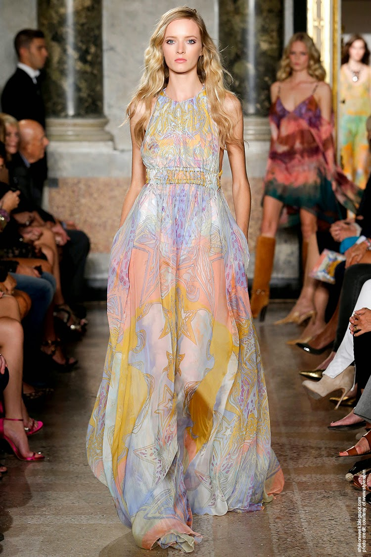 Emilio Pucci Spring and Summer 2015 Collections Part 5