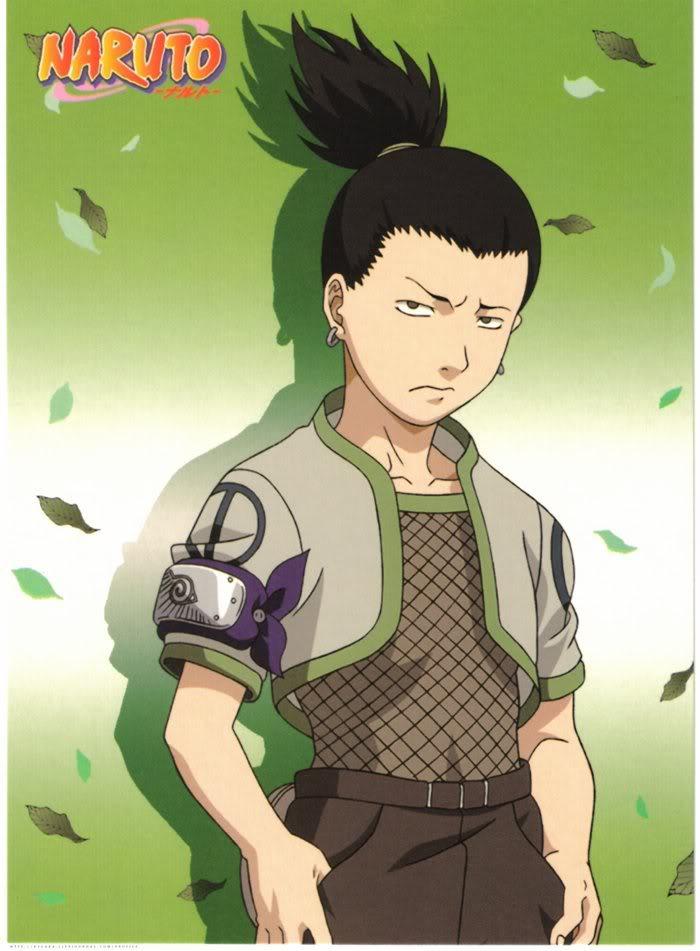 Image Result For Shikamaru Wallpapers