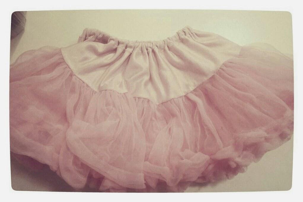 resår kjol barn sy