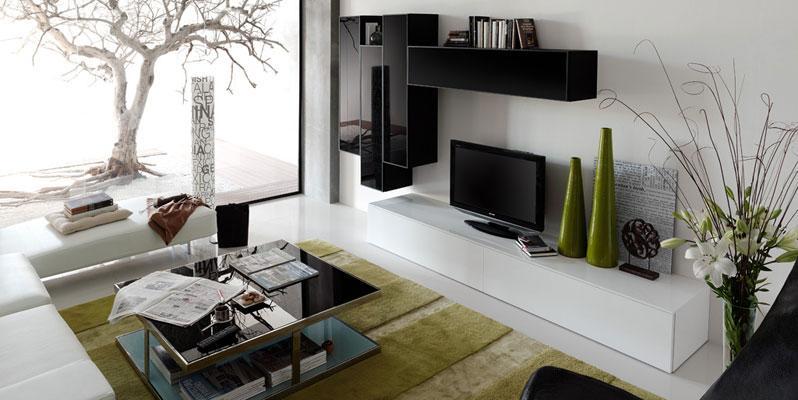 Consejos para decorar nuestro primer salon muebles for Duomo muebles