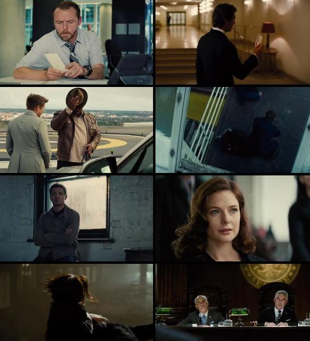Mission Impossible Rogue Nation 2015 Dual Audio 720p Bluray