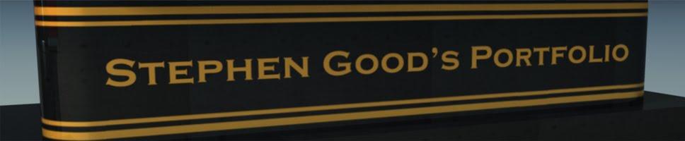 Stephen Good's Portfolio