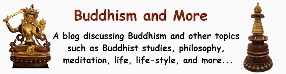 Buddhism and More