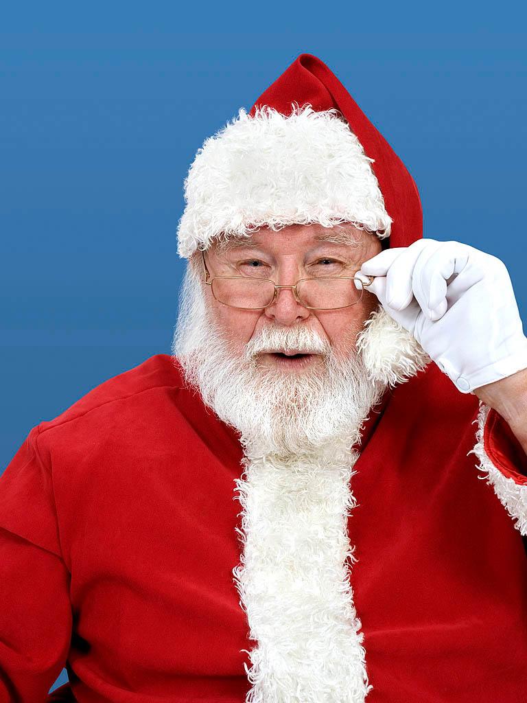Papá Noel real