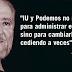 Julio Anguita llama a IU y Podemos a volver a intentar la confluencia para las próximas elecciones
