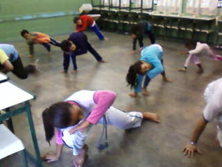 Projeto Capoeira