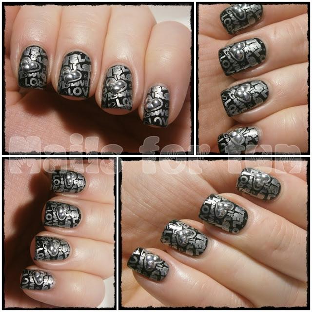 DEKORACIJA vaših prirodnih nokti, noktića, noktiju (samo slike - komentiranje je u drugoj temi) - Page 3 Anti+valentine+manicure