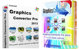 Free Download Graphics Converter Pro 2013 1.14 Build 130128