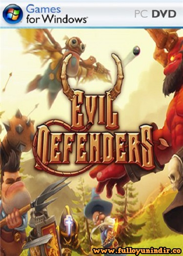 Evil Defenders - RELOADED
