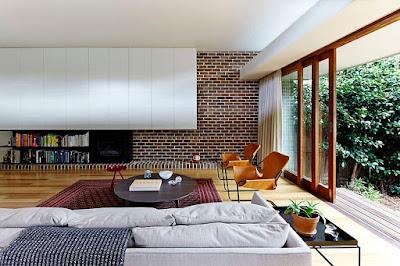 Imagens de Interior design moderno para Casa