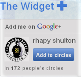 Cara Pasang Widget Google Plus Di Blogger img