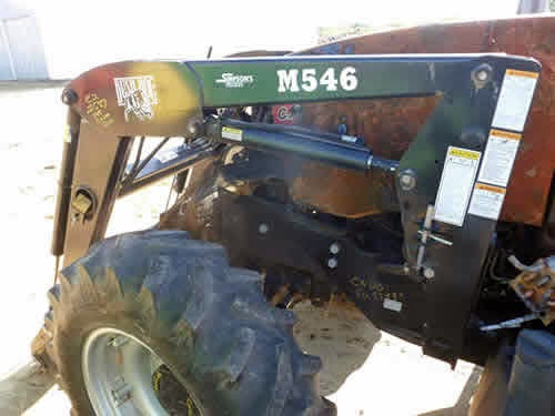 Bush Hog loader for sale