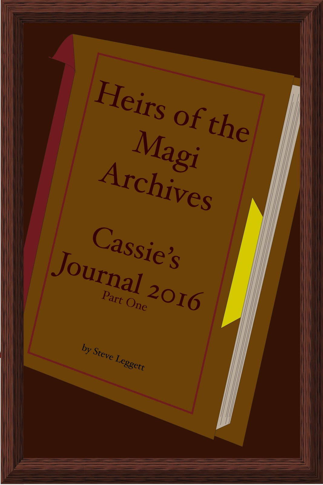 Cassie's Journal 2016 - Part One