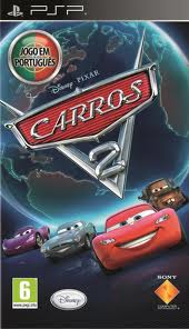 Download - Cars 2 - PSP - ISO