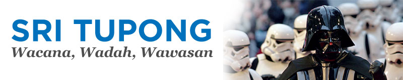 SRI TUPONG - WACANA WADAH WAWASAN